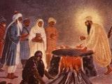 ਗੁਰੂ ਅਰਜਨ ਦੇਵ ਜੀ ਦੇ ਸ਼ਹੀਦੀ ਦਿਹਾੜਾ