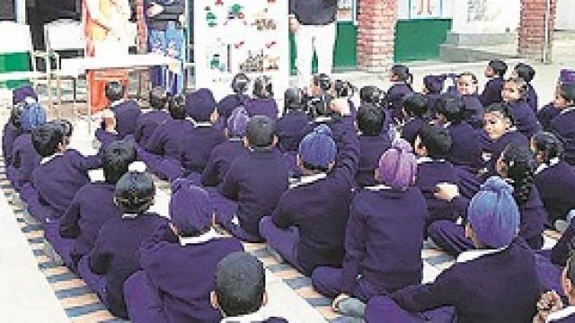 ਪੰਜਾਬ ਦੇ 2010 ਹੋਰ ਸਕੂਲ ਬਣਨਗੇ ਅੰਗਰੇਜ਼ੀ ਮਾਧਿਅਮ