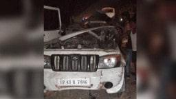 ਯੂਪੀ : ਸੜਕ ਹਾਦਸੇ 'ਚ 5 ਤੀਰਥ ਯਾਤਰੀਆਂ ਦੀ ਮੌਤ