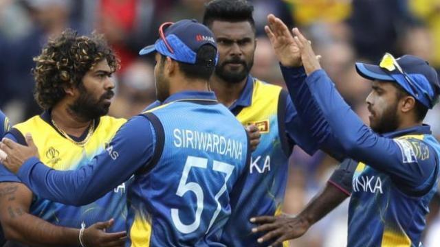 ICC World Cup 2019: ਸ੍ਰੀ ਲੰਕਾ ਨੇ ਇੰਗਲੈਂਡ ਨੂੰ 20 ਦੌੜਾਂ ਨਾਲ ਹਰਾਇਆ
