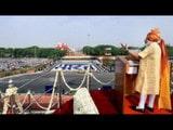 ਆਜ਼ਾਦੀ ਦਿਵਸ ਦੀਆਂ ਮੁਬਾਰਕਾਂ: PM ਮੋਦੀ ਨੇ ਲਹਿਰਾਇਆ 6ਵੀਂ ਵਾਰ ਲਾਲ ਕਿਲੇ ਤੋਂ ਤਿਰੰਗਾ