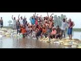 ਲੋਹੀਆਂ ਲਾਗੇ ਸਤਲੁਜ ਦਰਿਆ 'ਚ ਪਿਆ 500 ਫ਼ੁੱਟ ਲੰਮਾ ਪਾੜ ਪੁਰਿਆ