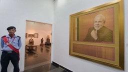 PM ਮੋਦੀ ਦੀ ਫ਼ੋਟੋ ਵਾਲਾ ਸਟੈਂਡ ਵਿਕਿਆ ਇੱਕ ਕਰੋੜ ਰੁਪਏ 'ਚ