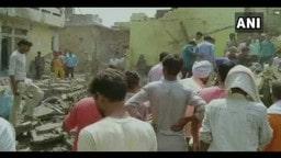 ਪਟਾਕਾ ਫ਼ੈਕਟਰੀ 'ਚ ਧਮਾਕਾ, 6 ਮਰੇ ਕਈ ਜ਼ਖ਼ਮੀ