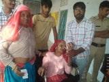 105 ਸਾਲਾ ਦਾਖਾ ਦੇਵੀ, ਮੰਤਰੀ ਕਟਾਰੀਆ, BJP MLA ਲਤਿਕਾ ਸ਼ਰਮਾ ਨੇ ਪਾਈ ਵੋਟ