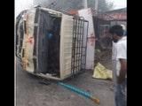 ਬਰਨਾਲਾ ਤੇ ਸੰਗਰੂਰ ' ਚ 'ਧੁਆਂਖੀ ਧੁੰਦ' ਕਾਰਨ ਹੋਏ ਹਾਦਸਿਆਂ ਨੇ ਲਈਆਂ 5 ਜਾਨਾਂ