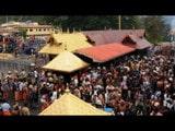 ਸਬਰੀਮਾਲਾ ਮੰਦਰ ਮਾਮਲਾ ਸੁਪਰੀਮ ਕੋਰਟ ਦੇ ਵੱਡੇ ਸੰਵਿਧਾਨਕ ਬੈਂਚ ਹਵਾਲੇ
