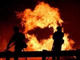ਲੁਧਿਆਣਾ 'ਚ ਸਿਲੰਡਰ ਫਟਣ ਨਾਲ ਦੋ ਖੋਖਿਆਂ ਨੂੰ ਲੱਗੀ ਅੱਗ