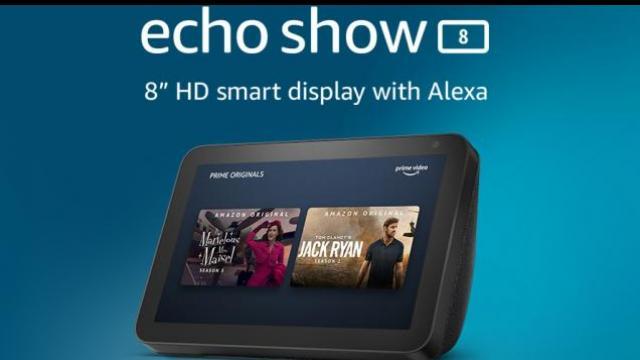 Amazon Echo Show 8 ਭਾਰਤ 'ਚ ਹੋਇਆ ਲਾਂਚ, ਜਾਣੋ ਕੀਮਤ