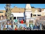 ਪਾਕਿਸਤਾਨ 'ਚ 200 ਵਰ੍ਹੇ ਪੁਰਾਣਾ ਮੰਦਰ ਹਿੰਦੂ ਭਾਈਚਾਰੇ ਨੂੰ ਸੌਂਪਿਆ