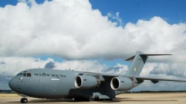 IAF ਦਾ ਸਭ ਤੋਂ ਵੱਡਾ ਜਹਾਜ਼ ਹੋਰ ਭਾਰਤੀਆਂ ਨੂੰ ਵਾਪਸ ਲਿਆਉਣ ਅੱਜ ਚੀਨ ਜਾਵੇਗਾ