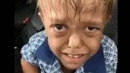ਕਿਉਂ ਮਰਨਾ ਚਾਹੁੰਦਾ ਹੈ ਇਹ 9 ਸਾਲਾ ਬੱਚਾ, ਵਾਇਰਲ ਵੀਡੀਓ 'ਚ ਵੇਖੋ ਉਸ ਦਾ ਦਰਦ