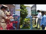 ਭਾਰਤ 'ਚ ਸੈਨੇਟਾਈਜ਼ੇਸ਼ਨ ਲਈ ਨਿੱਤ ਹੋ ਰਹੀ ਨਵੇਂ ਉਪਕਰਣਾਂ ਦੀ ਖੋਜ